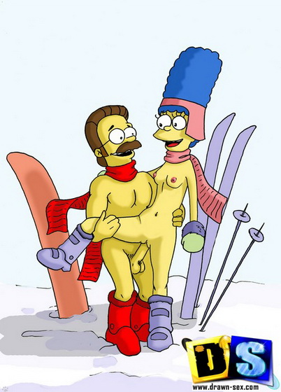 drawnsex The Simpsons obscene games. Cartoon Sex Site For Real Fans!