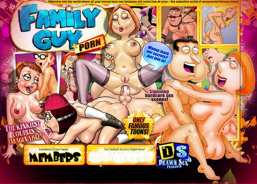 Family Guy porn - Explosion of sex from Family Guy Porn  category