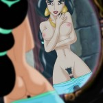 Jasmine - lustful slut from Aladdin Porn  category