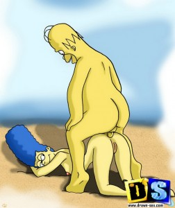 Simpsons Porn - bang ass