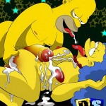 Hottest babes in The Simpsons from Simpsons Porn  category