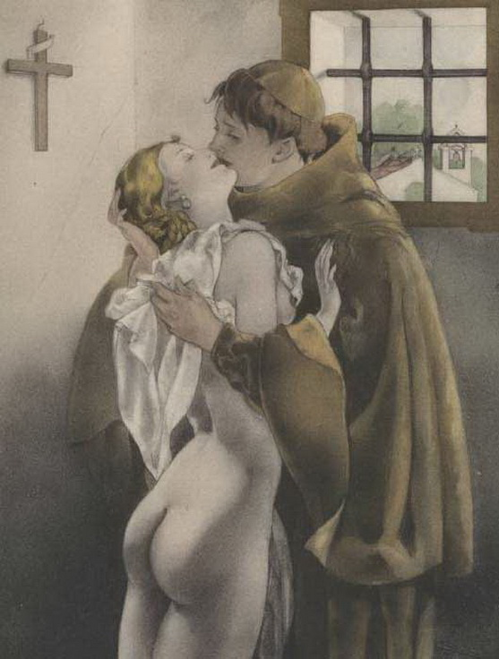 gallery Vintage erotic cartoon