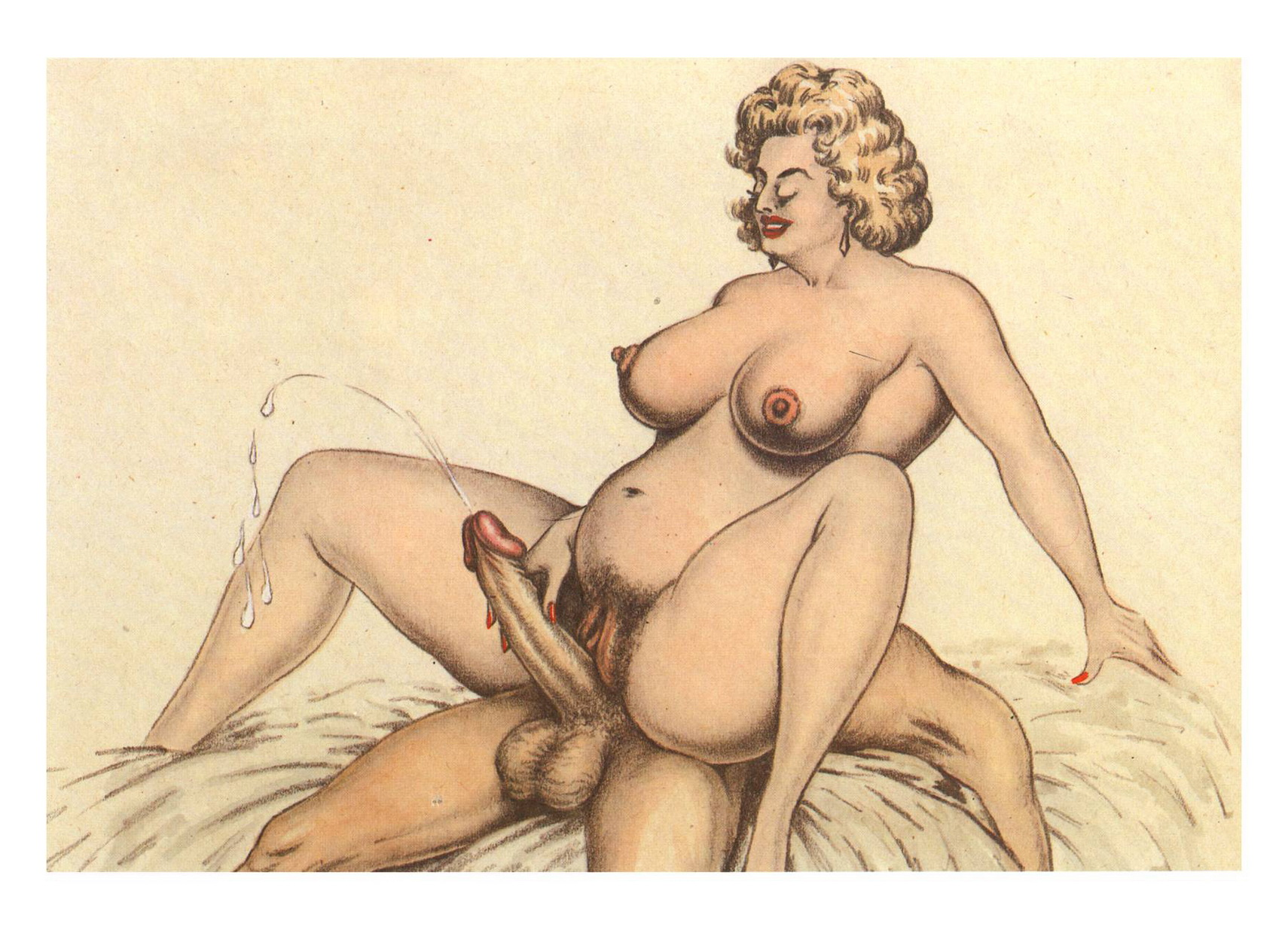 Vintage sex cartoon 3d tube gratis