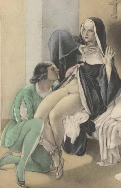 Vintage erotic cartoons for your pleasure
