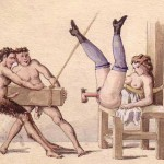 Vintage porn drawings for incredible pleasure   from Vintage Cartoon  category