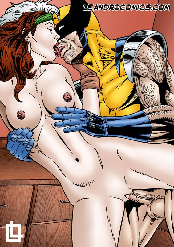 Wolverine Porn