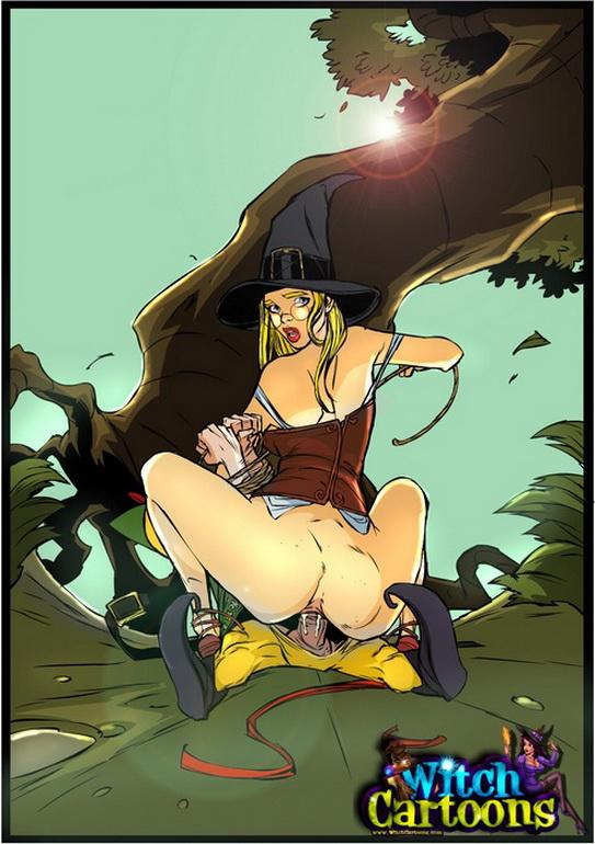 witch porn pics