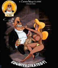 Cartoon Valley - the hottest sex comics