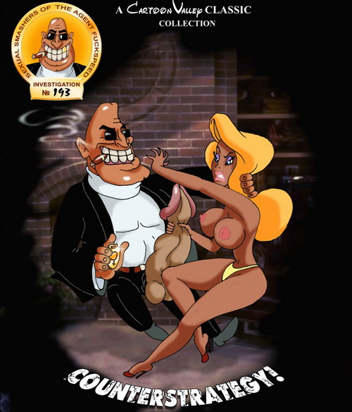 Cartoon Valley - the hottest sex comics