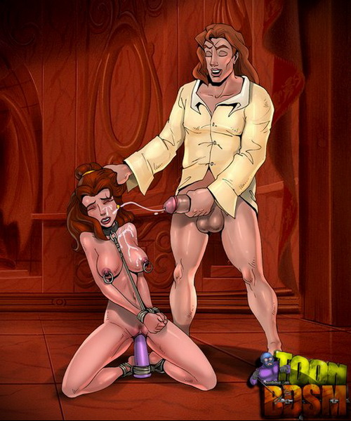 Beauty and the Beast porn pics