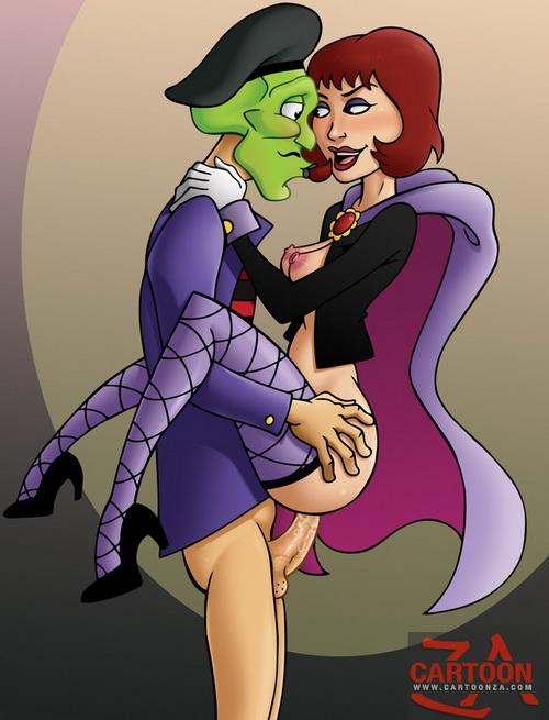 The Mask  - hot porn cartoon