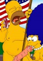 The Simpsons porn cartoons