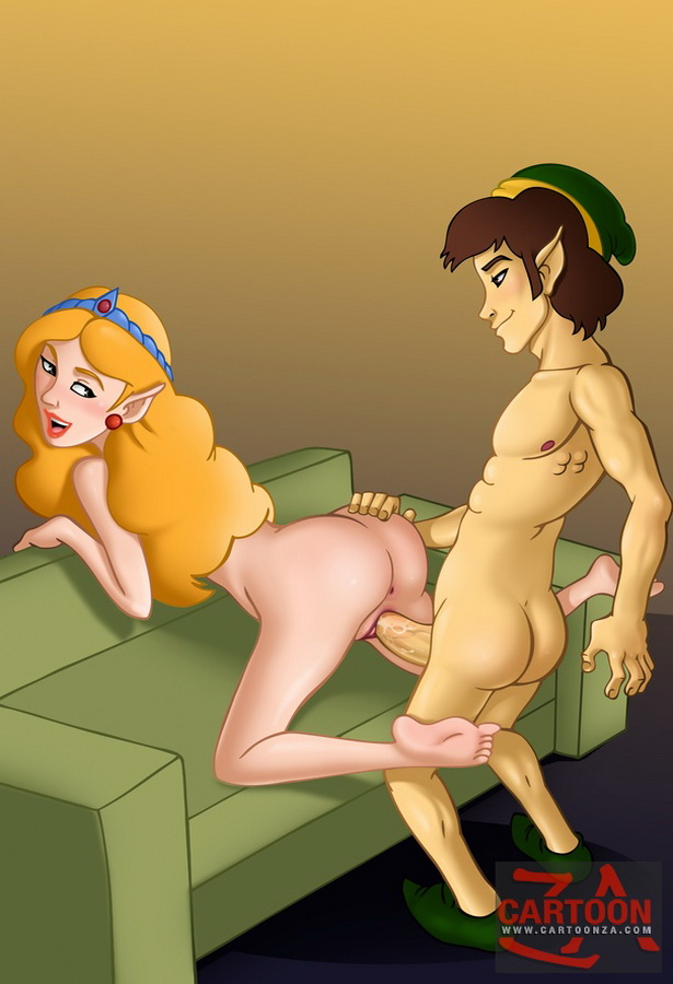 zelda hot sex