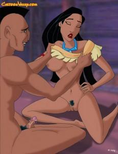 Pocahontas sex pics
