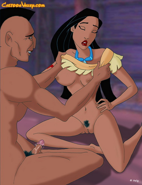 Sexual entertainment Pocahontas from Pocahontas porn  category