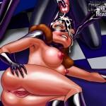 Batgirl face cum stream from Superheroes porn  category